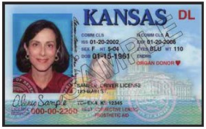 Out-of-State Driver License