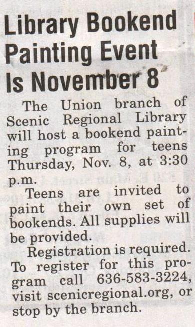And community calendar teen art 3224 would not