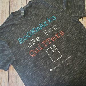 Bookmarks T-Shirt